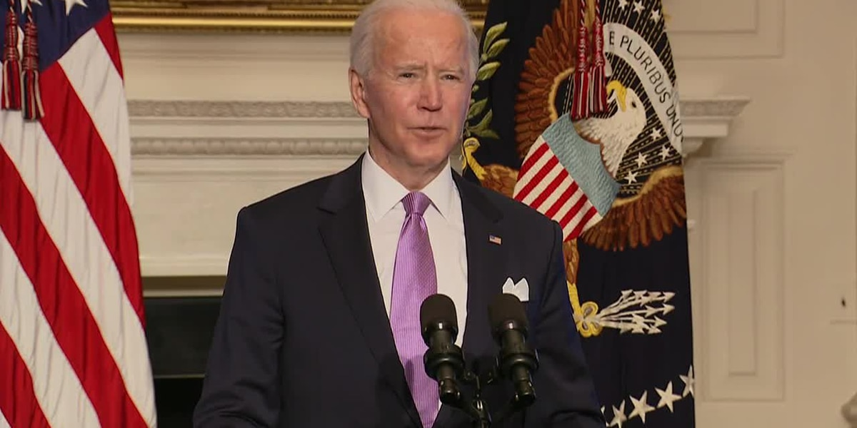 LOCAL NEWS LIVE: Biden remarks on climate change, jobs