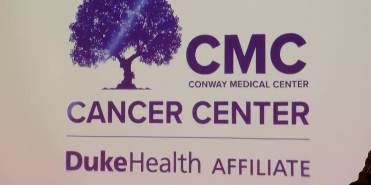 Conway Medical Center set to open state-of-the-art cancer center