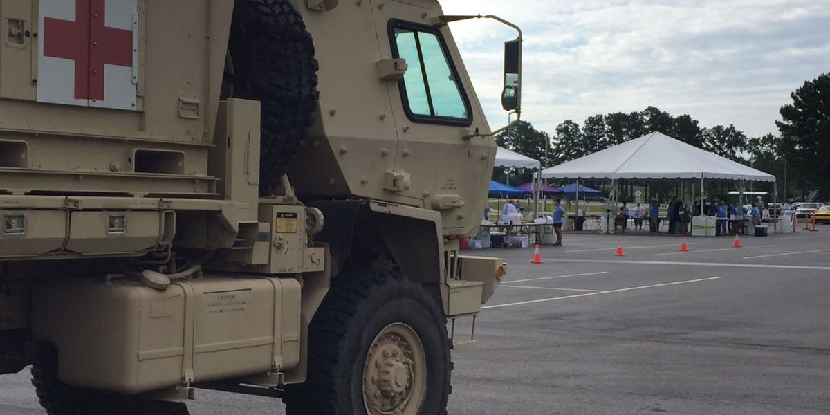 'This will be tremendous:' 40 S.C. National Guard medics to provide support for Grand Strand hospitals