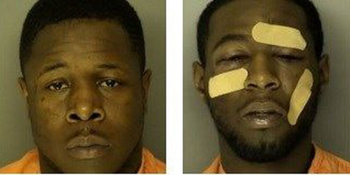 Police: Two charged after shots fired at club