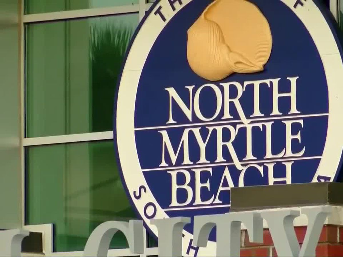 North Myrtle Beach voters head to the polls Tuesday for special election