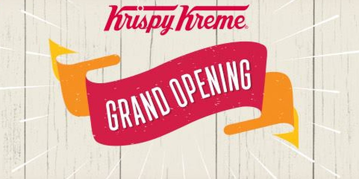 Krispy Kreme to open new location near Carolina Forest July 11