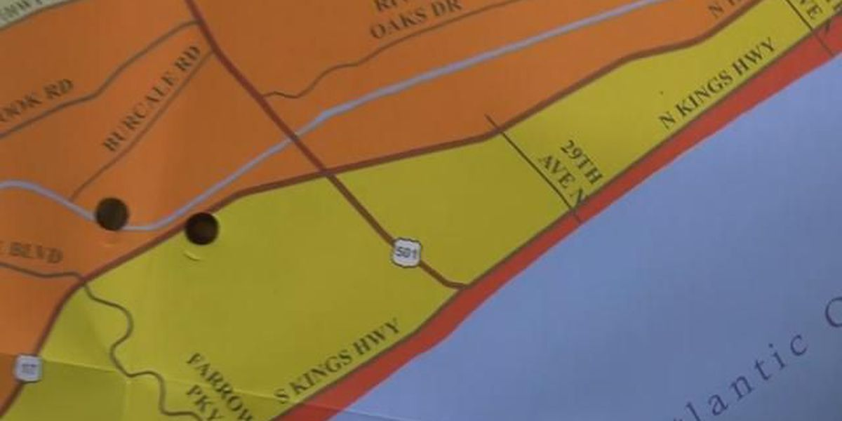 Officials stress knowing hurricane evacuation zones