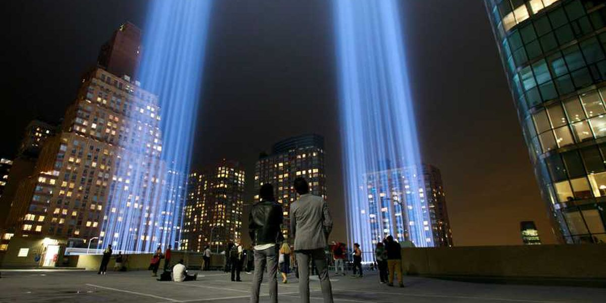 9/11 'Tribute in Light' won't illuminate the skies this year due to COVID-19 concerns