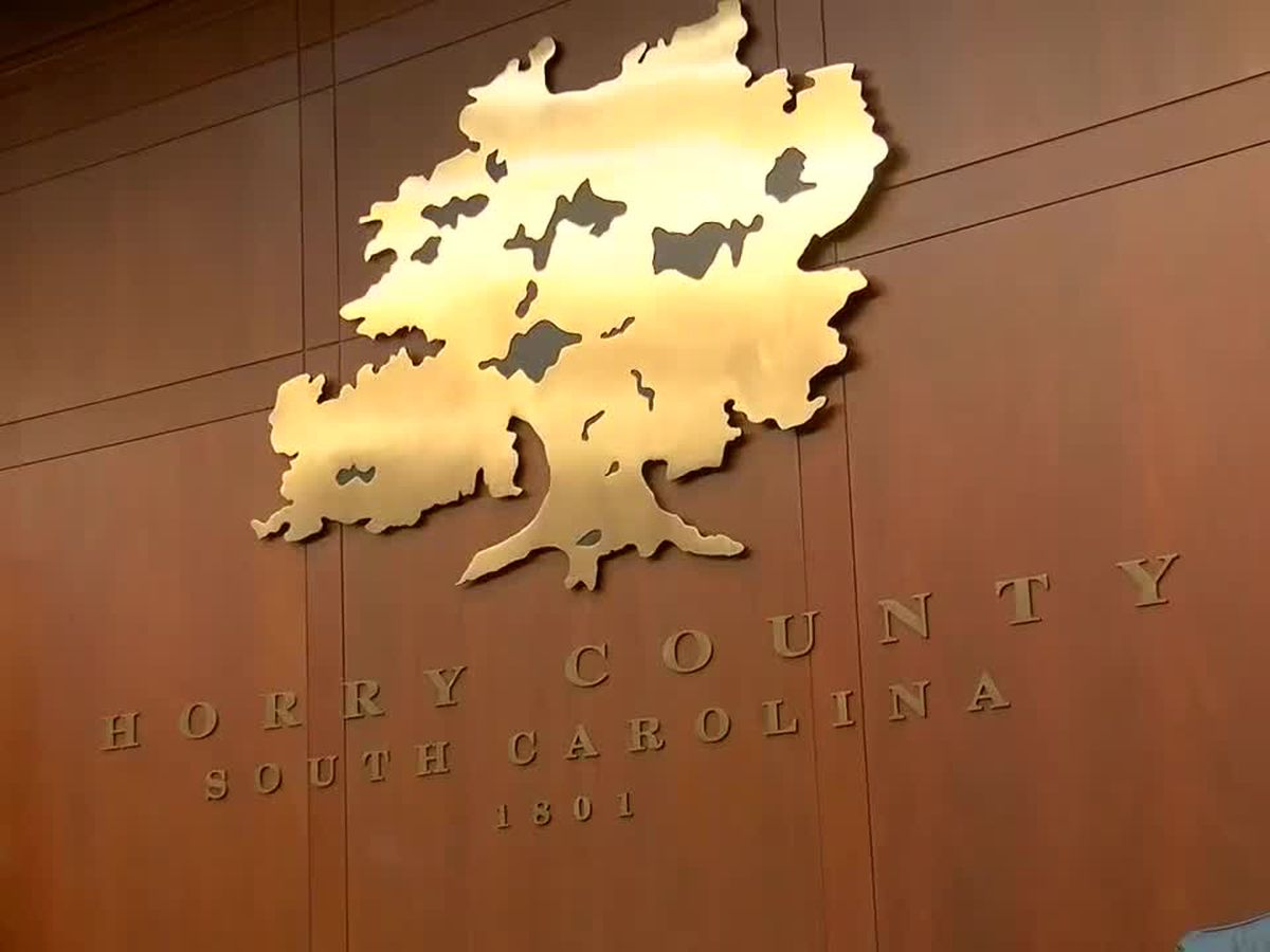 Horry County Council discusses ongoing hospitality fee feud with municipalities