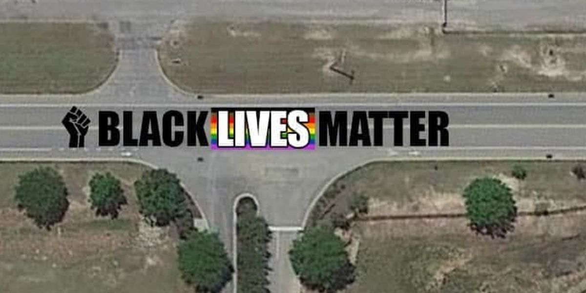 Rosewood community creates a petition for Black Lives Matter mural