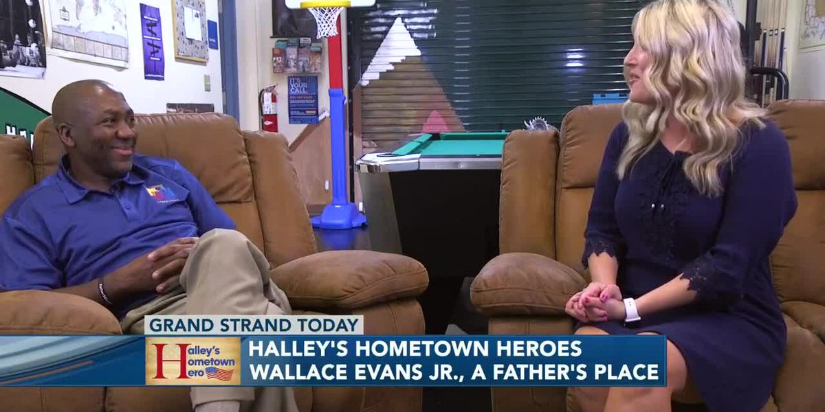Grand Strand Today - Halley's Hometown Heroes