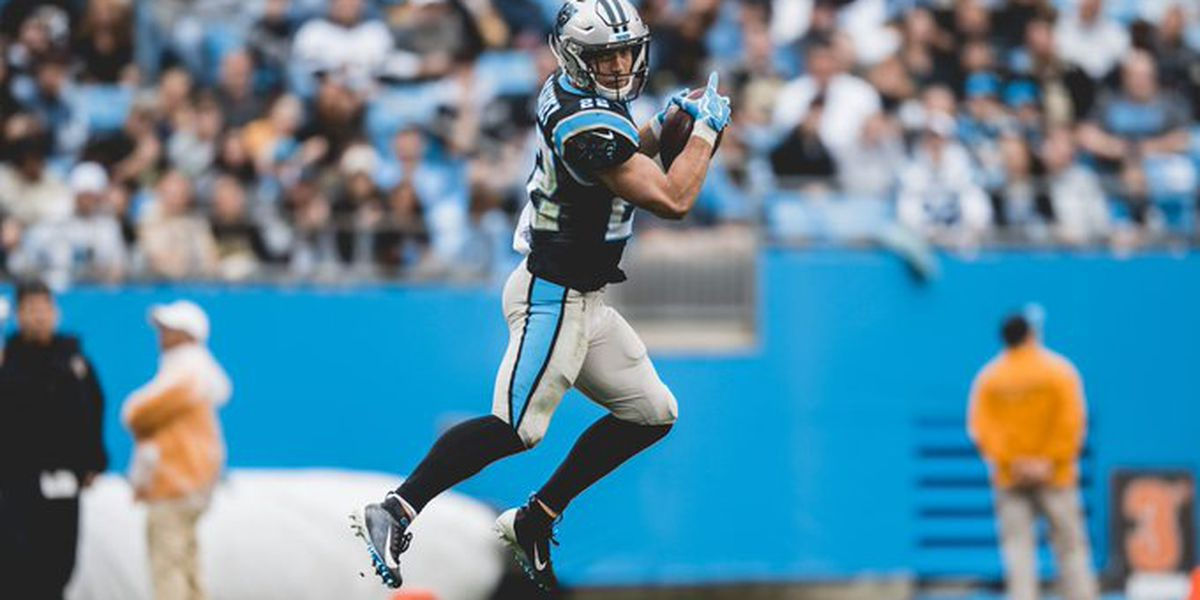 Panthers' RB Christian McCaffrey expected to be activated from injured reserve this weekend