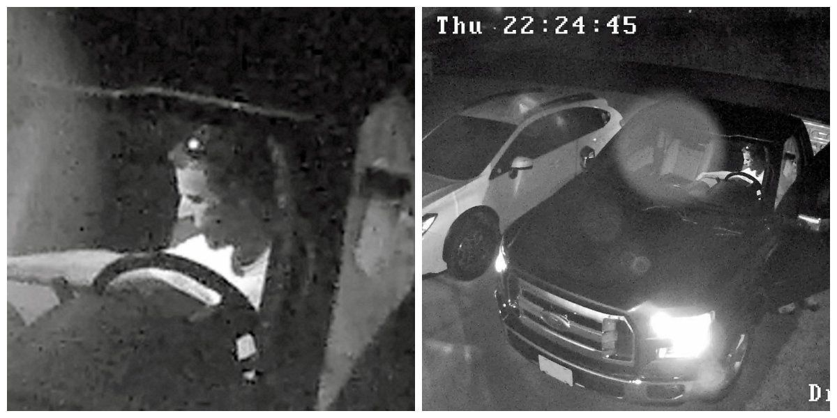Investigators seek suspect in thefts from vehicles in Pawleys Island