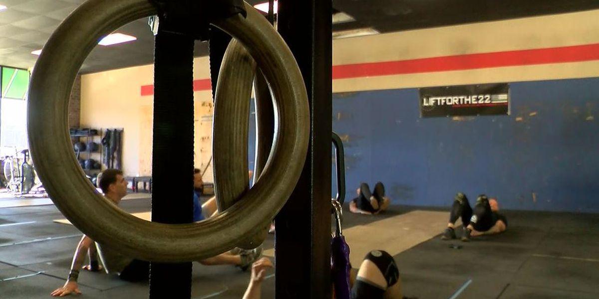 Murrells Inlet trainer using gym to empower, support veterans