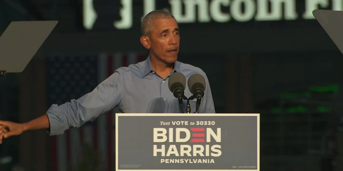 Obama: 'We cannot leave any doubt' about winner of presidential election
