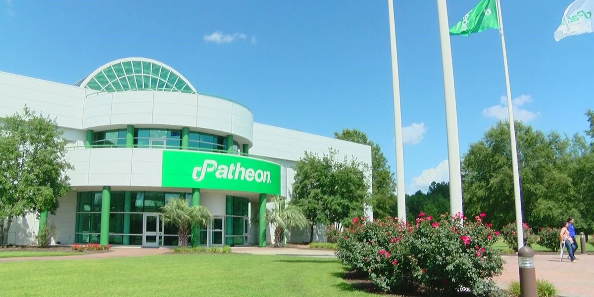 Patheon, global pharmaceutical company investing in Florence County