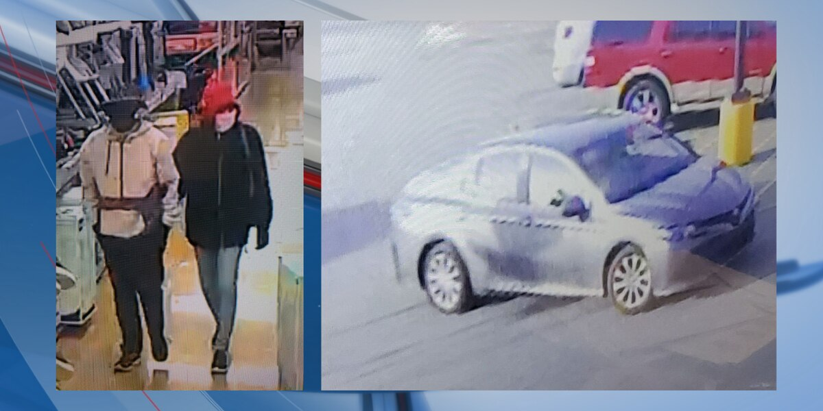 Florence Police searching for suspects in attempted robbery at Walmart