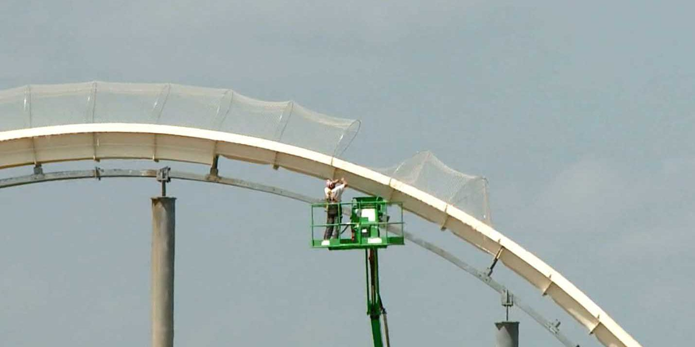 Judge dismisses charges over 10-year-old boy's death on waterslide at KS amusement park