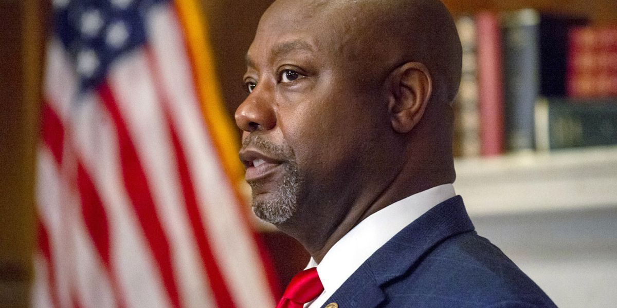 Sen. Scott opposes effort to overturn presidential election in favor of Trump