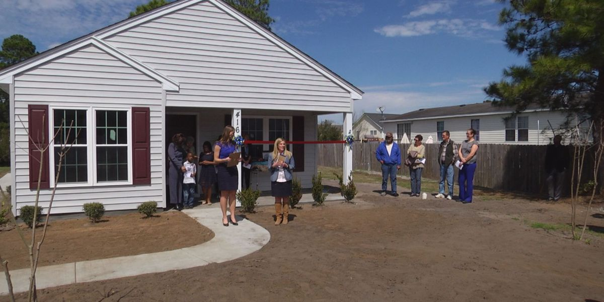 Habitat for Humanity celebrates completion of 123rd home