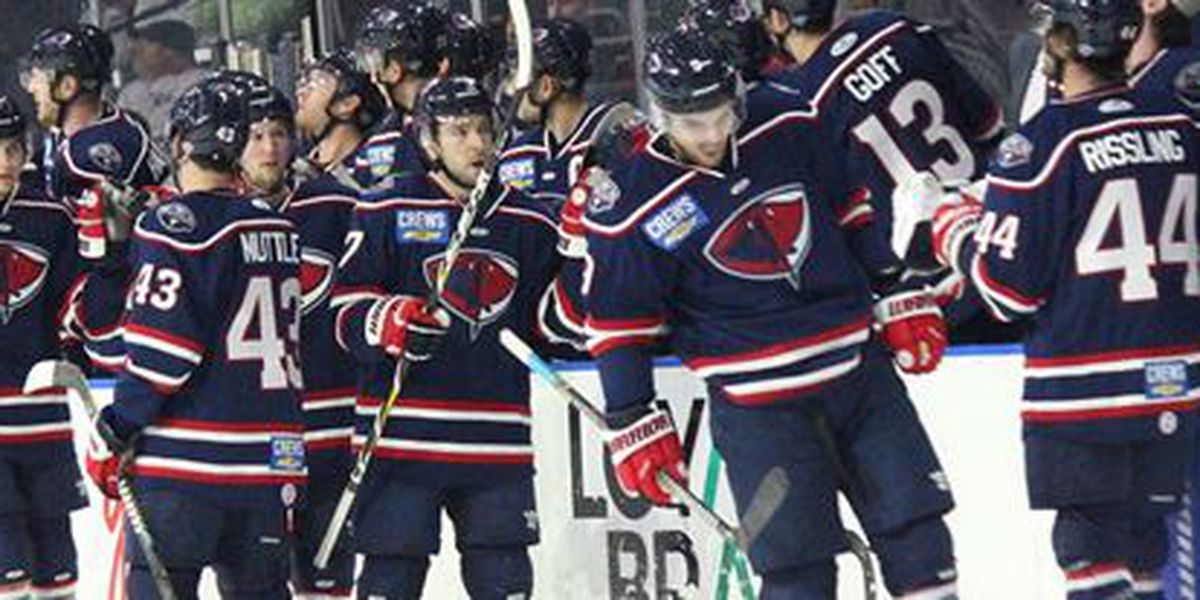 Stingrays Renew Affiliation With Washington Capitals