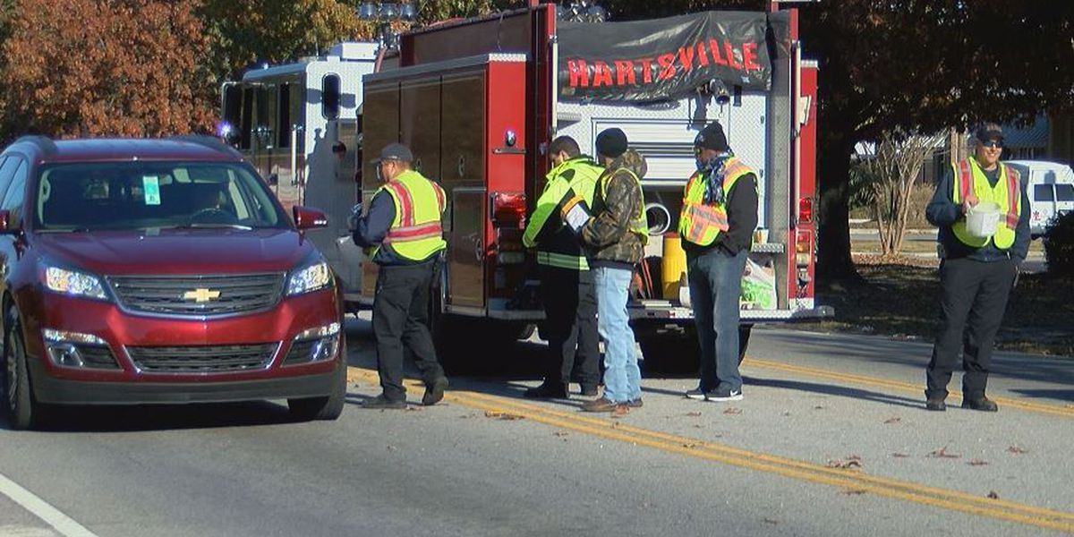 Hartsville firefighters hit the streets to raise money for kids this Christmas