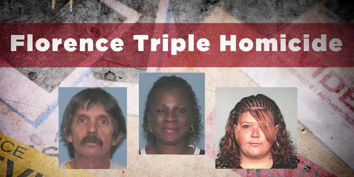 WMBF Investigates a Florence Triple Homicide