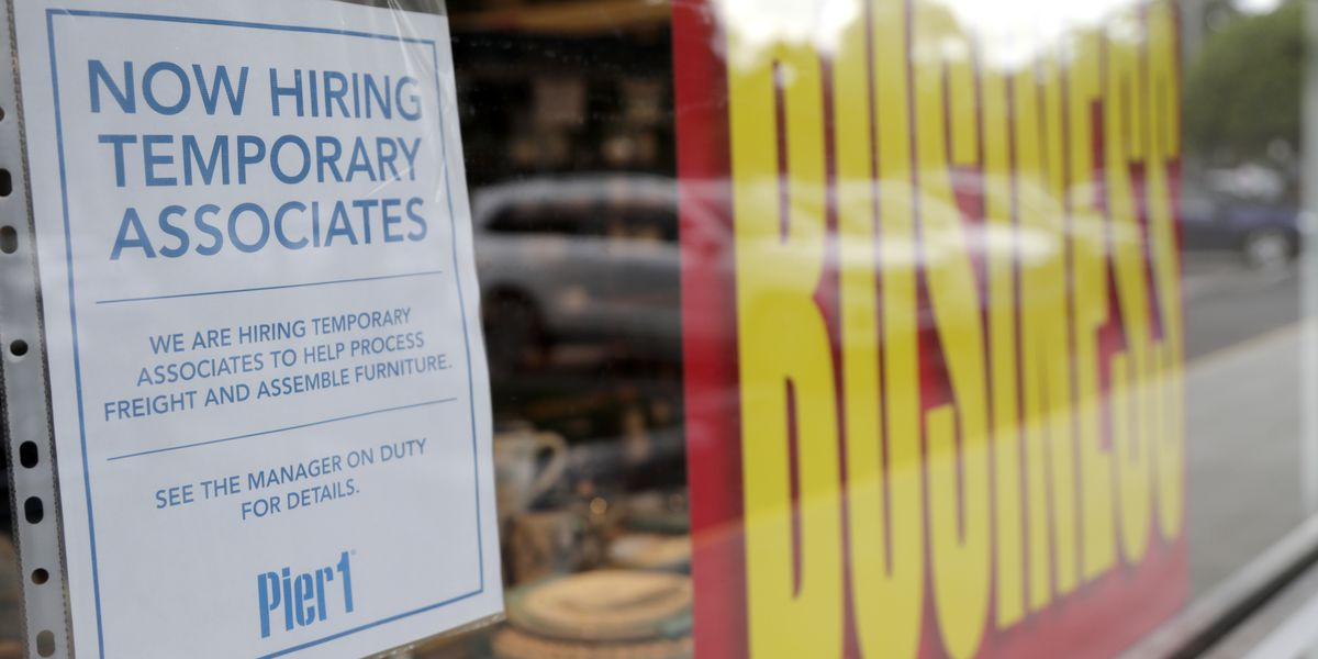 Unemployment claims fall in Florida for the third straight week
