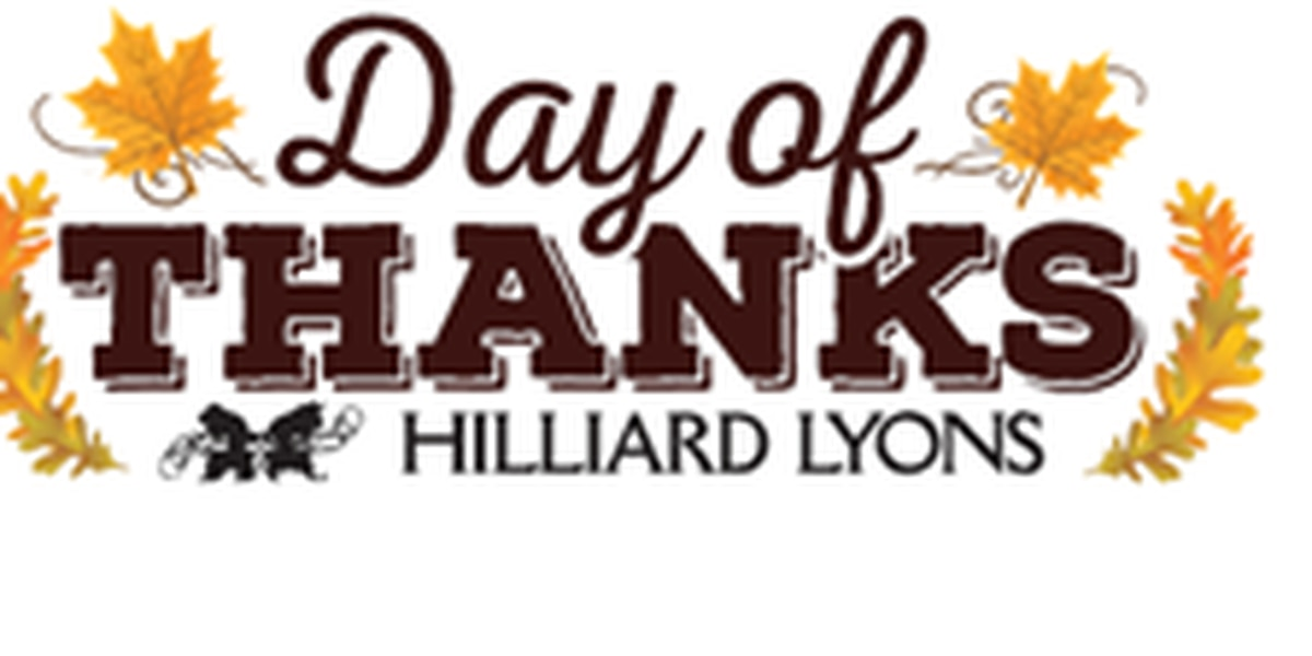 Hilliard Lyons in Florence sponsors Day of Thanks to feed area homeless