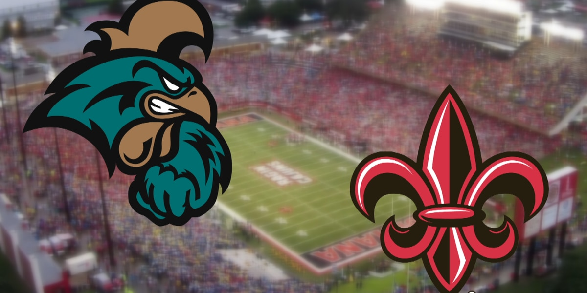 CCU defeats ranked Ragin' Cajuns 30-27, remaining undefeated