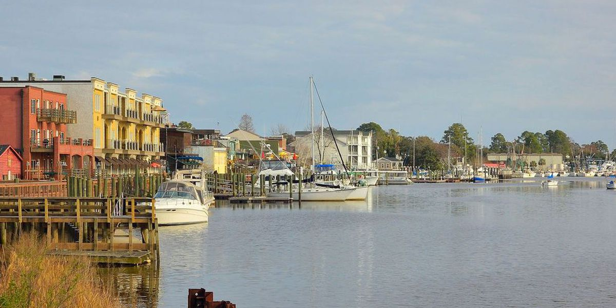USA Today/10Best readers pick Georgetown as country's 'Best Coastal Small Town'