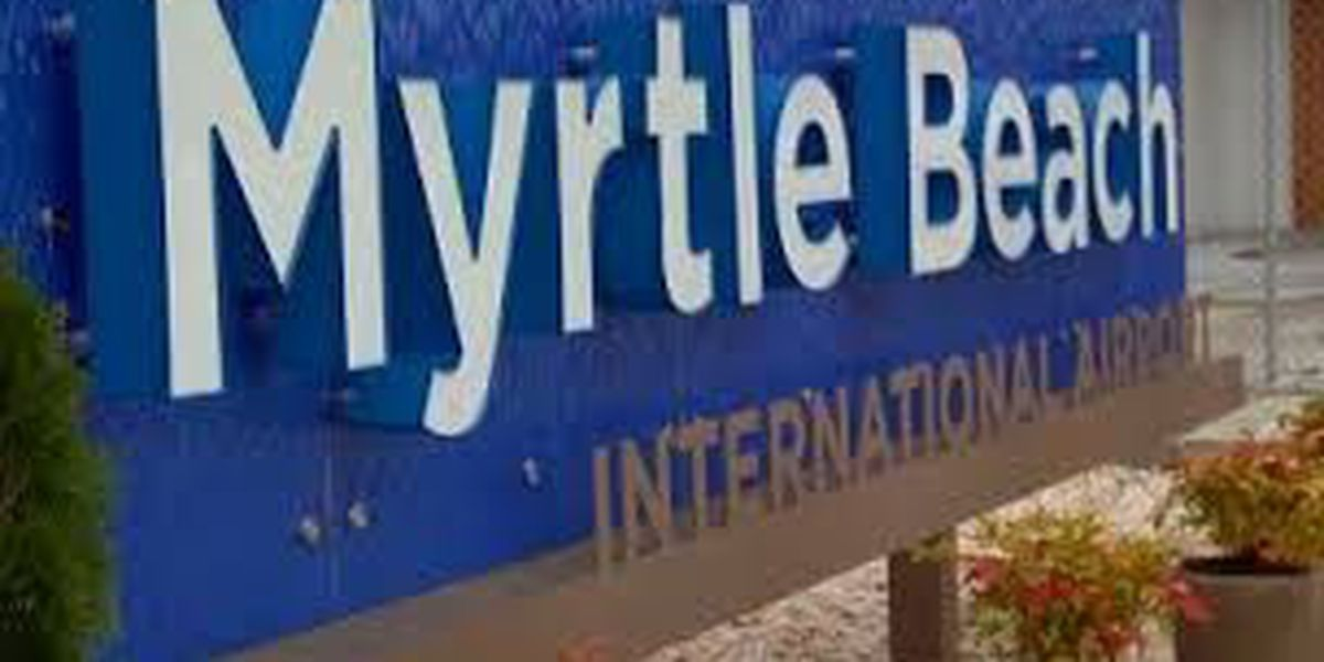 Myrtle Beach International Airport sees increased passenger arrivals
