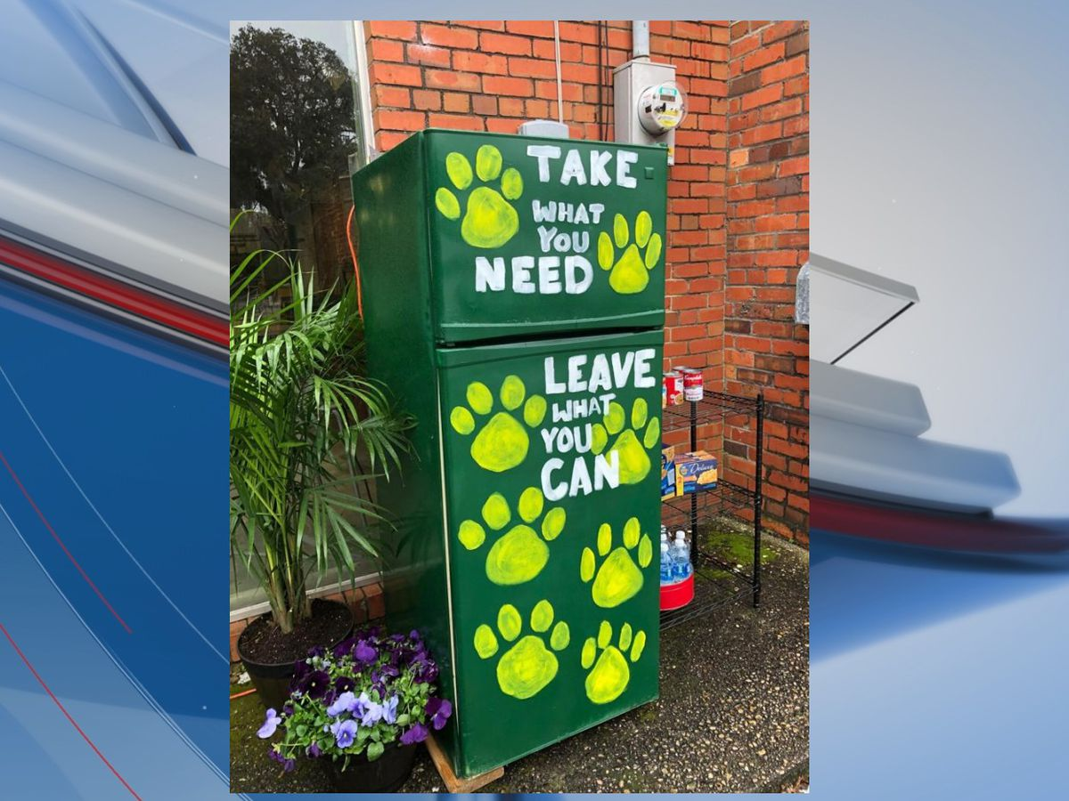 Group behind Conway Free Fridge program given warning by city