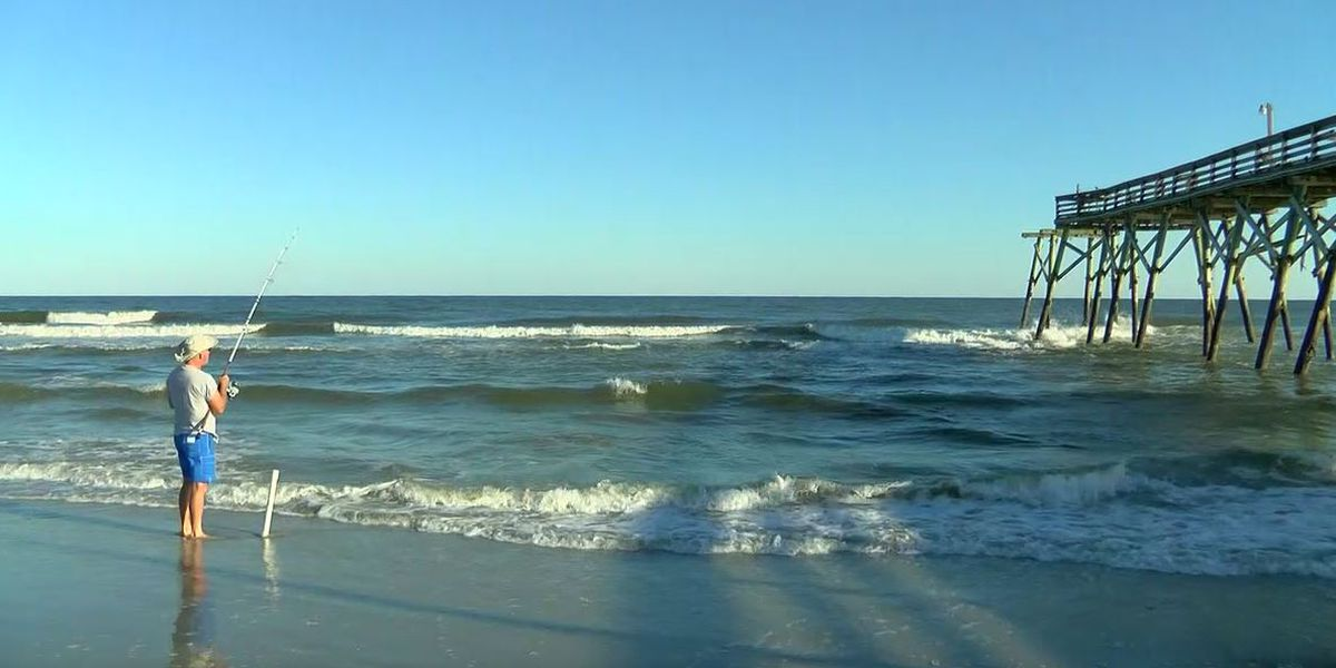 Recent storms could delay Surfside Beach Pier project further