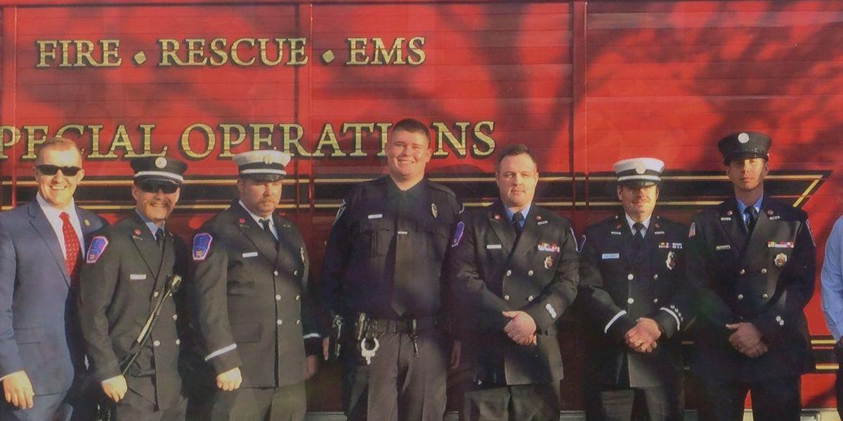 Memorial ride honoring fallen Myrtle Beach officer set for this weekend