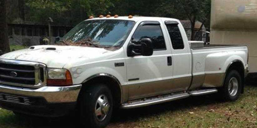 Investigators looking for truck stolen from Darlington County home