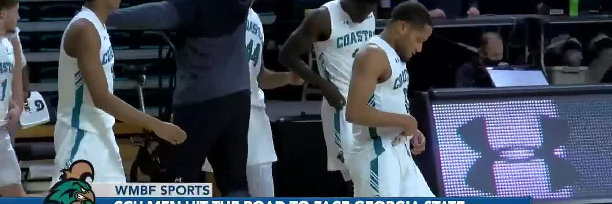 CCU Men's Basketball hits the road for single contest at Georgia State