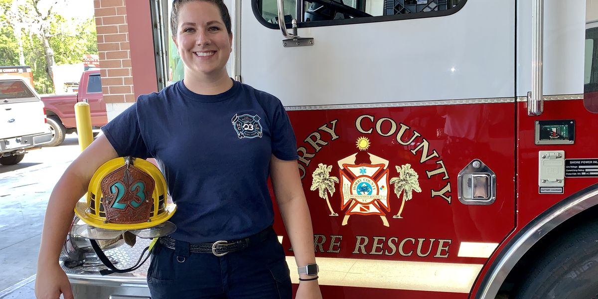 Horry County firefighter returns to duty six months after being hit responding to fatal crash