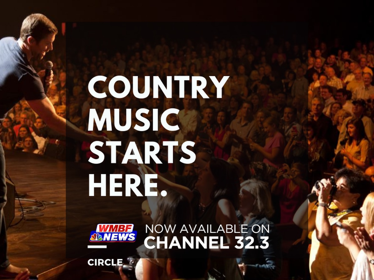 Country music channel 'Circle' to debut Jan. 1 on WMBF News