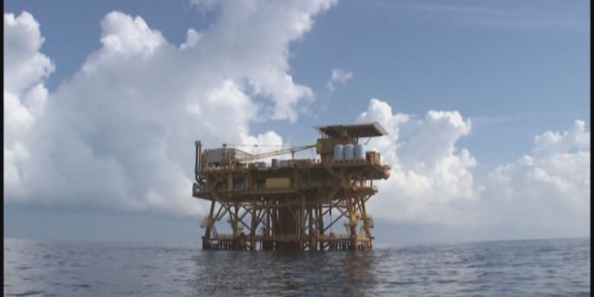 South Carolina mayors oppose Trump's offshore drilling expansion