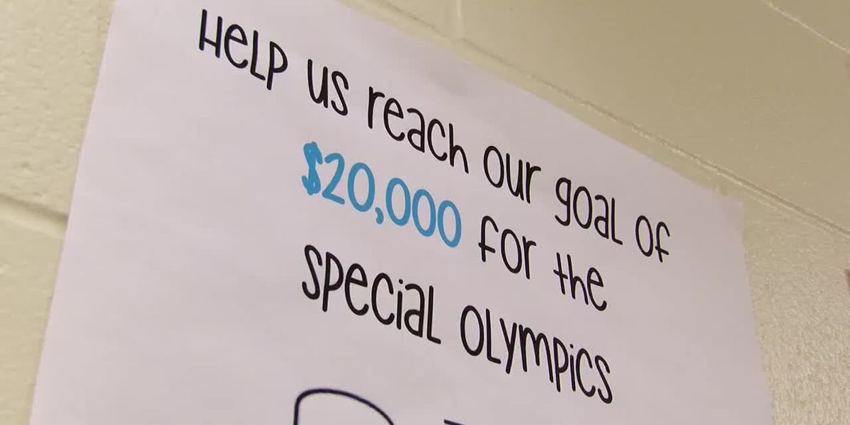 This is Carolina: Middle School club exemplifies inclusion, love ahead of Special Olympics