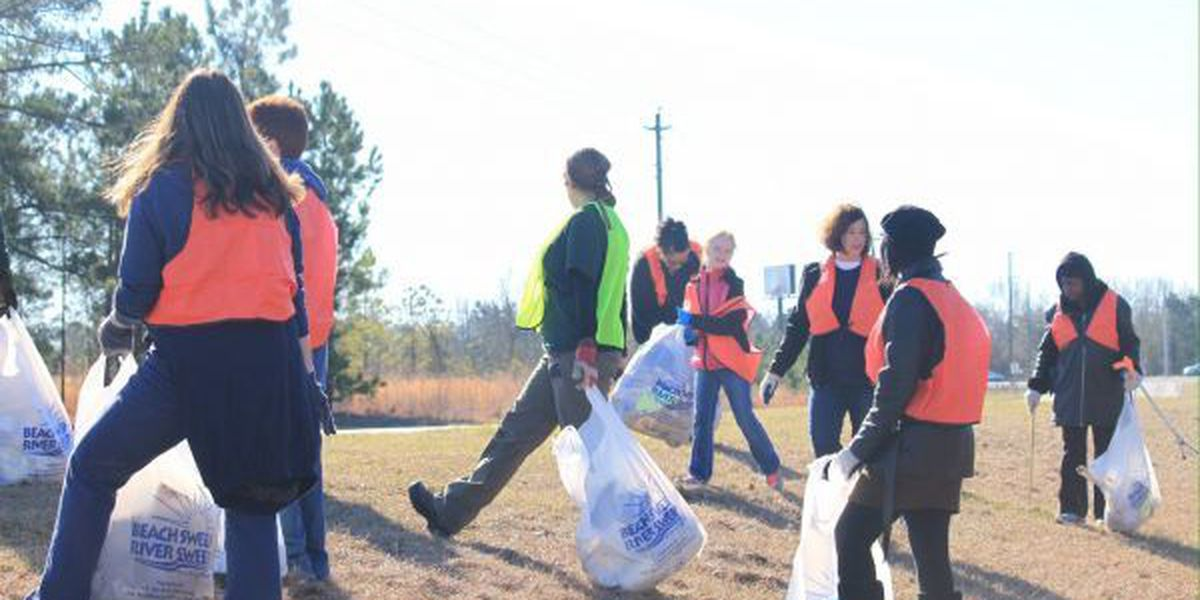 Volunteer for Keep Florence Beautiful's 2015 Great American Cleanup