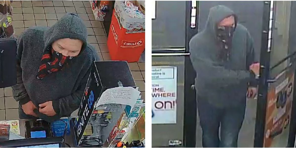 Florence police investigate convenience store armed robbery