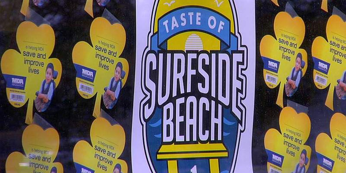 Taste of Surfside Beach a five-star event for the town