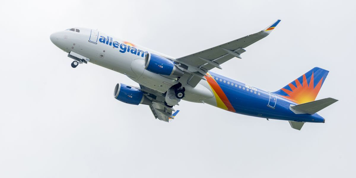 Allegiant Airlines announces new routes to MYR
