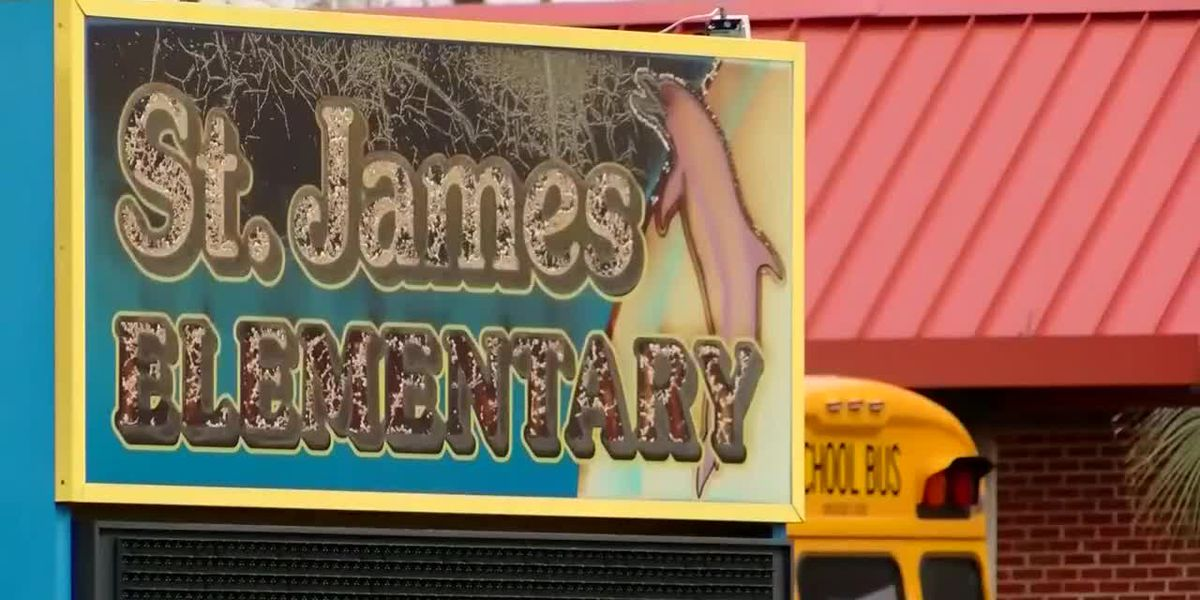 Two St. James Elementary students test positive for mold-borne toxins, parents say