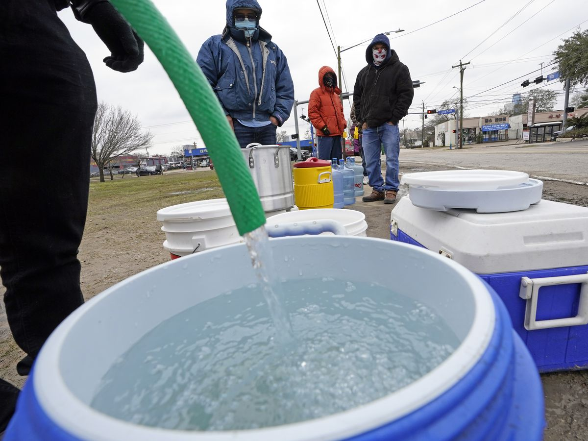 Southern exposure: Cold wreaks havoc on aging waterworks