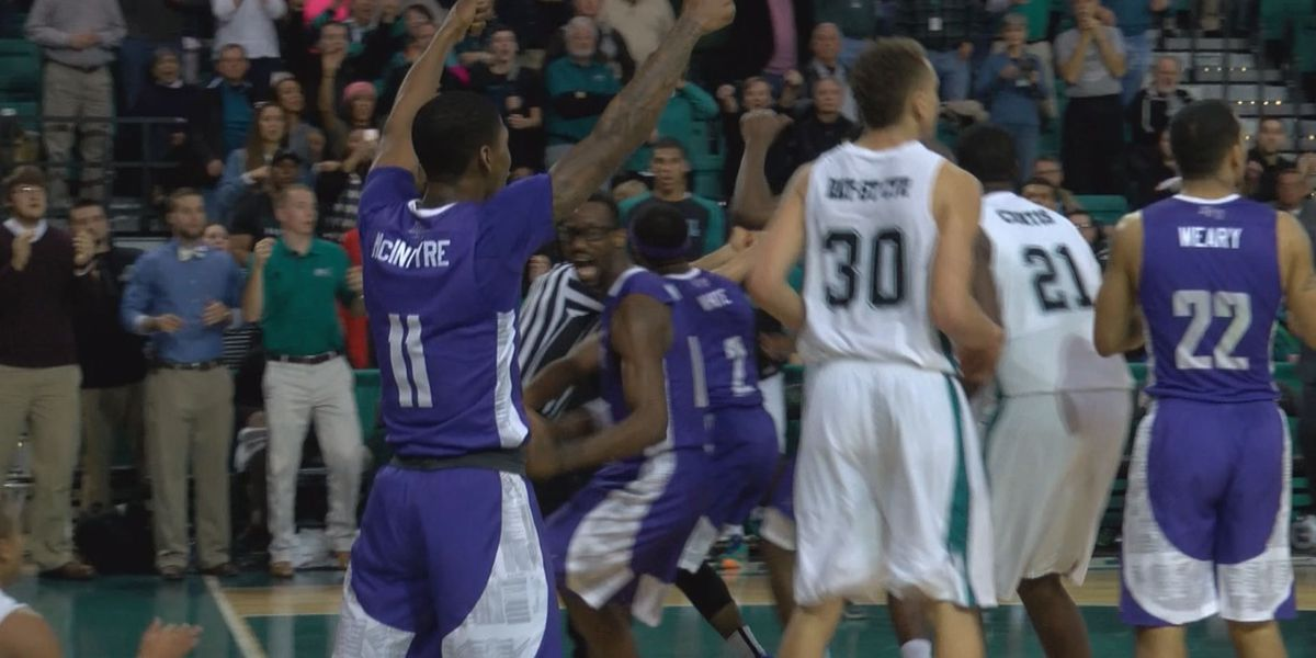 CCU's rally comes up one point short against High Point