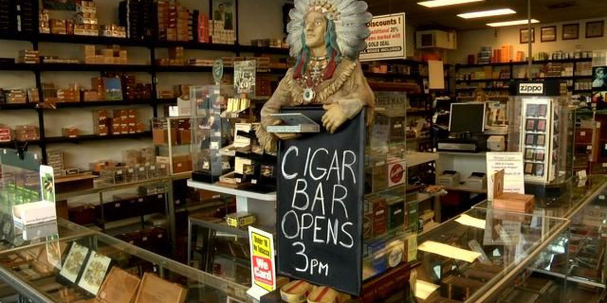 Cigar store owner hopeful about future trade with Cuba
