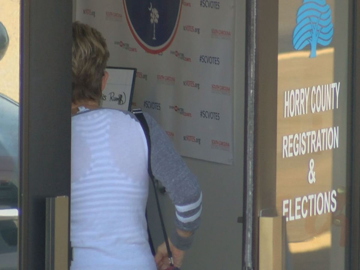 Horry County sees surge in voter interest ahead of midterm elections