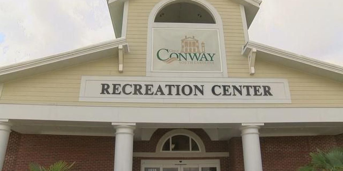 Conway announces reopening of sports and fitness center on June 1