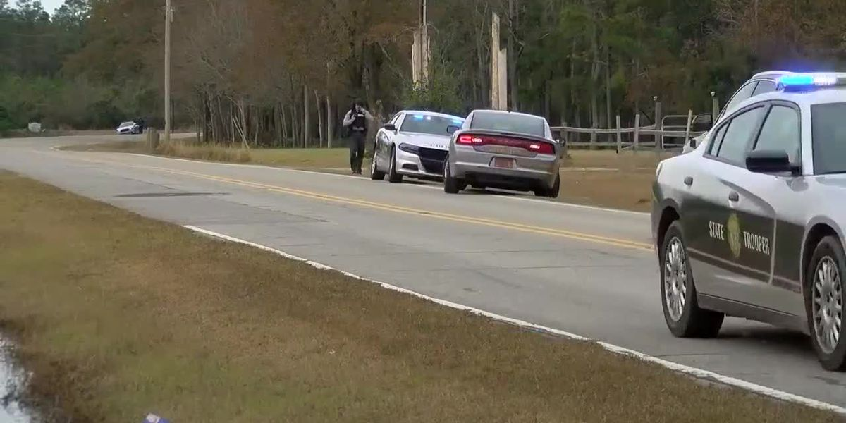 NC chase ends in Horry County