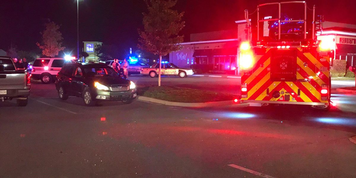 Victim shoots suspect in armed robbery at Horry Co. church parking lot