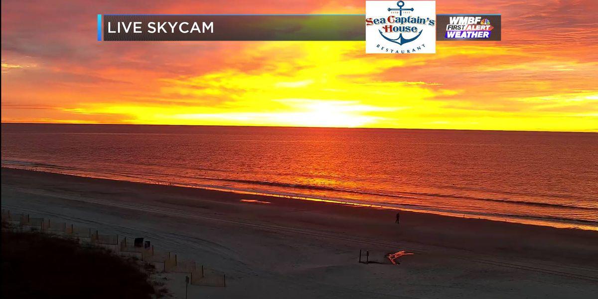 VIDEO: What creates a beautiful sunrise or sunset?
